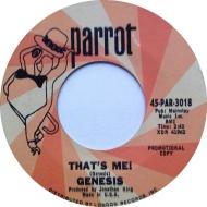 Genesis – That'sMe