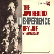 The Jimi Hendrix Experience – Hey Joe