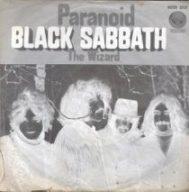 Black Sabbath –Paranoid